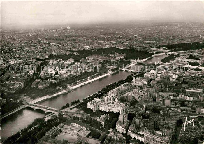 Paris Seine Montmarte Kat. Paris