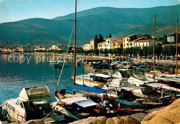 Marciana Marina Marina Hafen