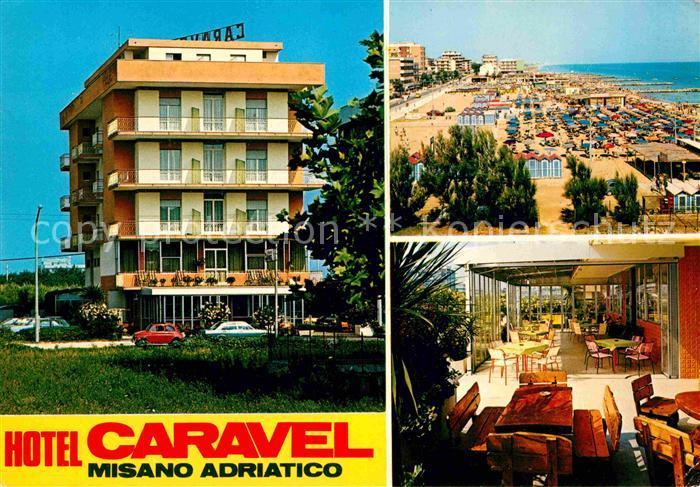 Hotel In Misano Italien