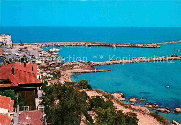 Termoli Hafen  Kat. Campobasso