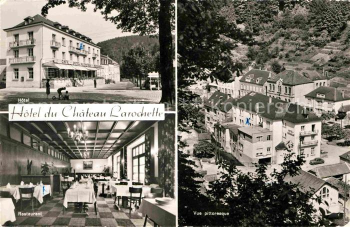 Larochette Luxembourg Hotel du Chateau Kat. Luxemburg