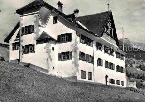 Luzein Basler Ferienheim Haus Tommis Kat. Luzein
