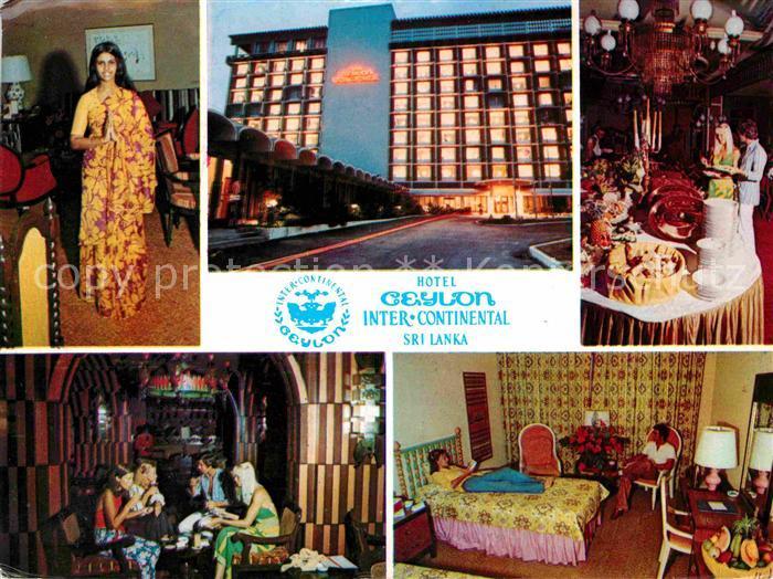 Sri Lanka Hotel Ceylon Restaurant Zimmer Kat. Sri Lanka