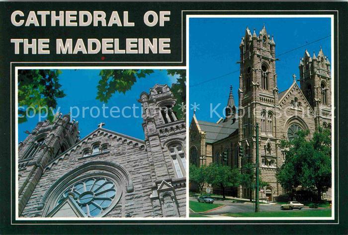Salt Lake City Cathedral of the Madeleine Kat. Salt Lake City