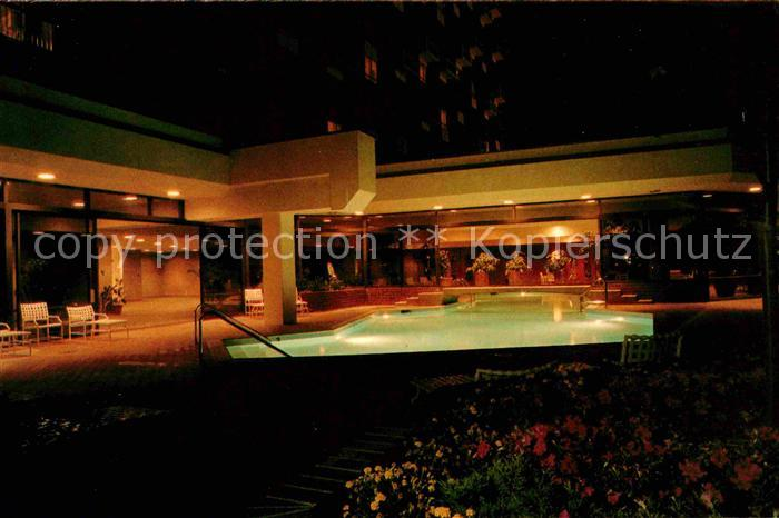 Salt Lake City Little America Hotel Indoor Outdoor Pool Kat. Salt Lake City