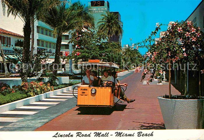 Miami Beach Lincoln Road Kat. Miami Beach