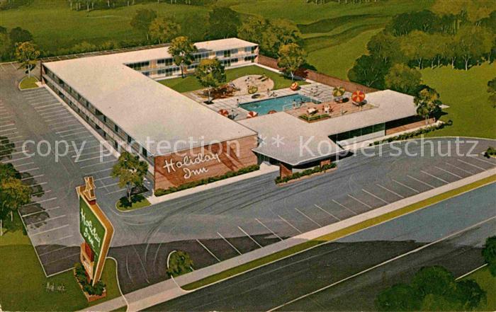Louisville Kentucky Holiday Inn  Kat. Louisville