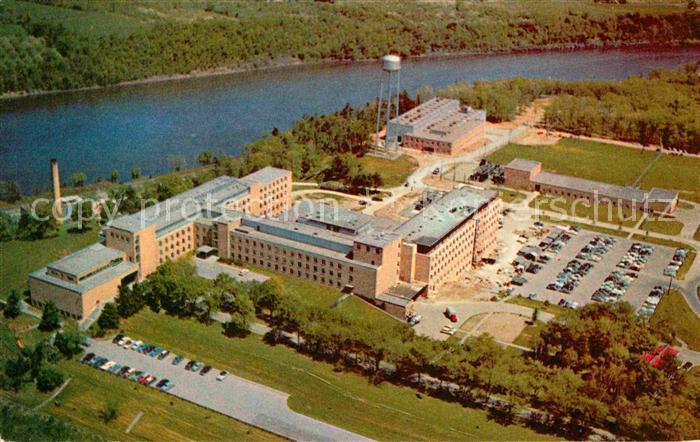 New York City Fliegeraufnahme General Electric Research Laboratory