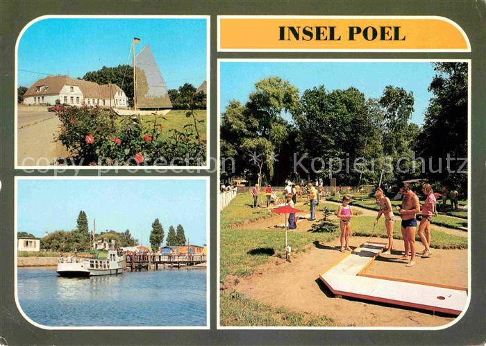 insel poel minigolf kirchdorf timmendorf schwarzer busch minigolf kat insel poel nr kv76694. Black Bedroom Furniture Sets. Home Design Ideas