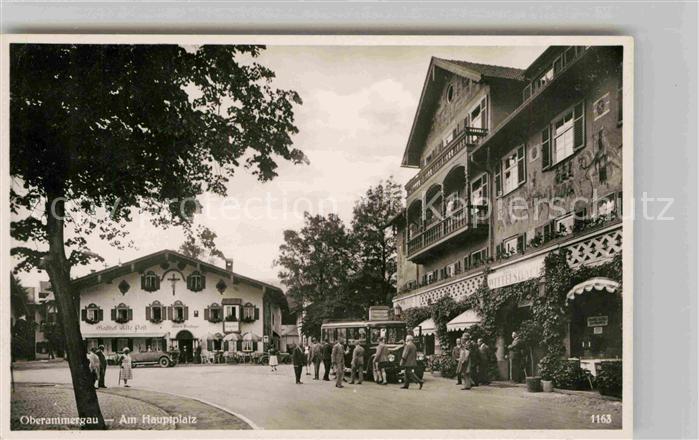 Hotel Wittelsbacher Hof Oberammergau