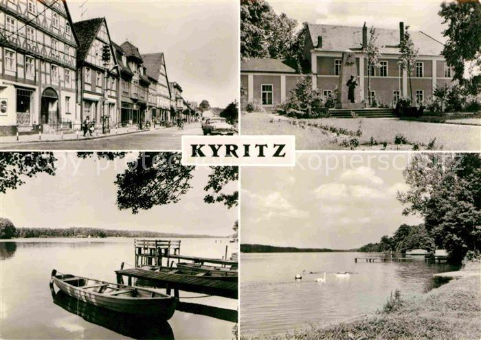 Kyritz Brandenburg  Kat. Kyritz