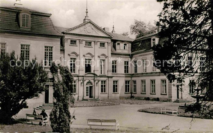 Gotha Thueringen Wirtschaftsoberschule Heinrich Rau Kat. Gotha