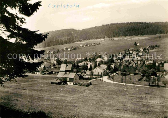 Carlsfeld Erzgebirge  Kat. Eibenstock