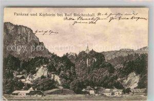 Bad Reichenhall Pankratz und Karlstein Kat. Bad Reichenhall
