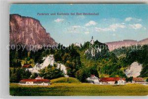 Bad Reichenhall Pankratz Karlstein  Kat. Bad Reichenhall