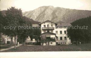 Berchtesgaden Ortsansicht Kat. Berchtesgaden