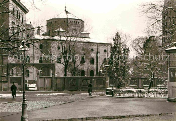 Dresden Synagoge  Kat. Dresden Elbe