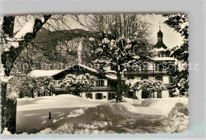 Schoenau Berchtesgaden Gasthaus Kat. Berchtesgaden 0