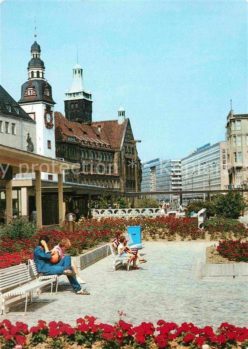 Chemnitz Rosenhof Kat. Chemnitz