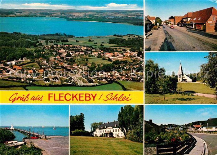 Fleckeby
