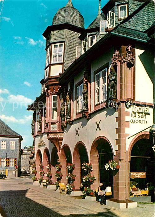 Goslar Kaiserworth Kat. Goslar