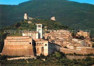 Assisi Umbria Basilica di San Francesco Kat. Assisi