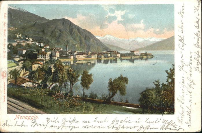 Menaggio Lago di Como  /  /