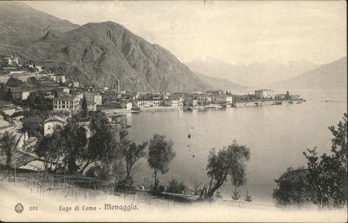 Menaggio Lago di Como Lago di Como /  /