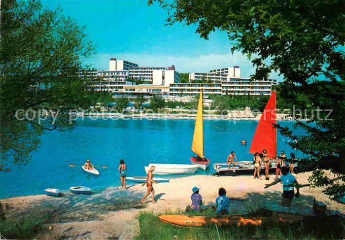 Porec Hoteli Lotos Kat. Kroatien