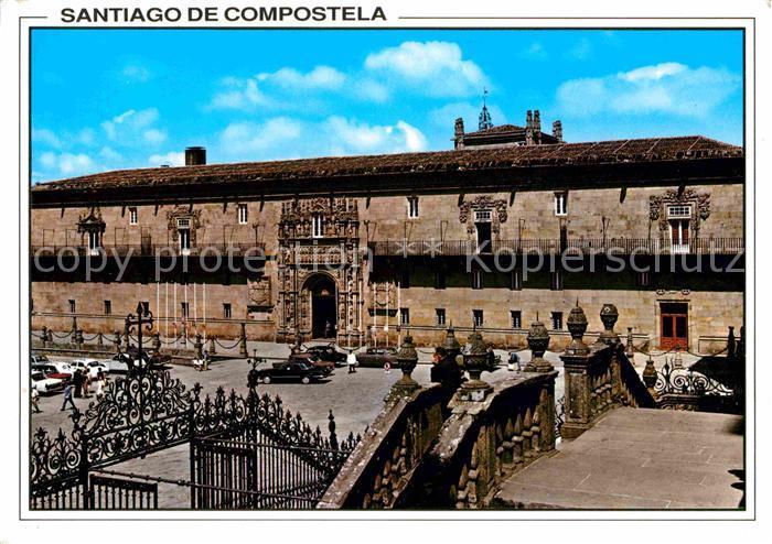 Santiago de Compostela Hostal de los Reyes Catolicos Kat. Santiago de Compostela