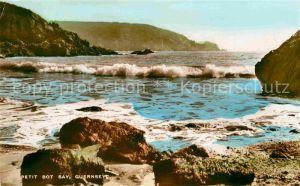Guernsey Channel Islands Petit Bot Bay