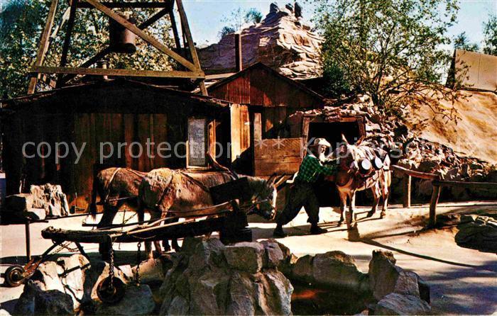 Santa Ana California Roy the old prospector Kat. Santa Ana