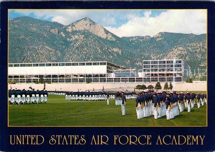 Colorado Springs United States Air Force Academy Kat. Colorado Springs
