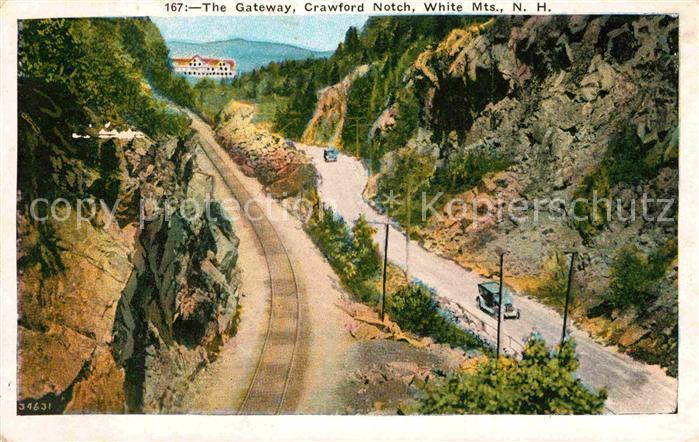 Crawford Colorado The Gateway Kat. Crawford