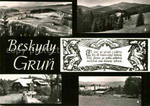 Beskydy Grun Polednano Lysou horu Horsky hotel Grun