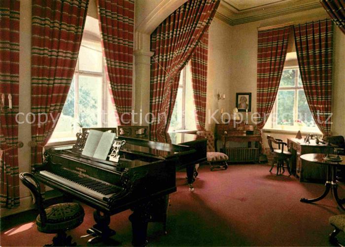 Liszt Franz Komponist Liszthaus Weimar Musikraum  Kat. Musik