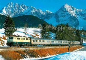 Eisenbahn Elektro Schnellzuglokomotive 111 218 4 DB  Kat. Eisenbahn