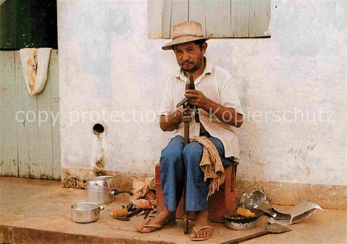 Handwerk Typen Brasil  Kat. Handwerk