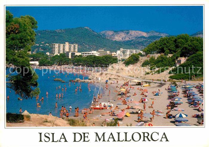 Playa de Paguera Mallorca Strand