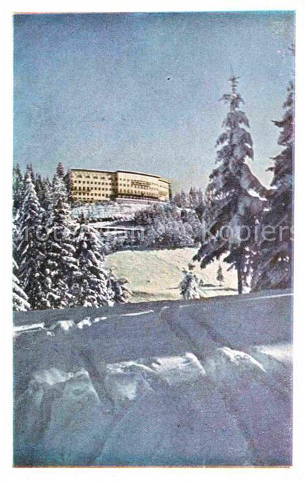 Pamporovo Pamporowo Mountain Resort / Bulgarien /