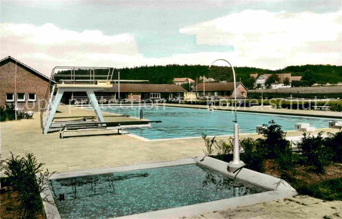 Roedinghausen Schwimmbad Kat. Roedinghausen