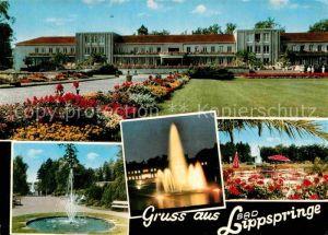 Bad Lippspringe Kurhaus  Kat. Bad Lippspringe