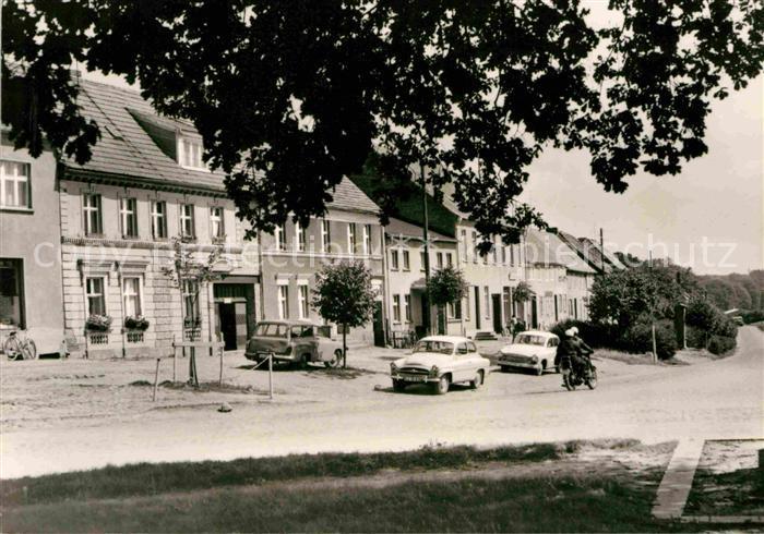 Boitzenburg Am Denkmal Kat. Boitzenburger Land