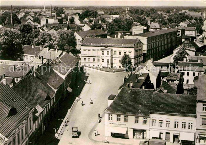 Luckenwalde Platz der Jugend Kat. Luckenwalde