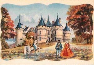 Chaumont sur Loire Chateau de la Loire Kat. Chaumont sur Loire