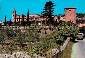 Valldemosa Kloster Kat. Valldemosa Mallorca