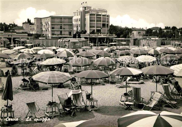 Cervia La Spiaggia Kat.