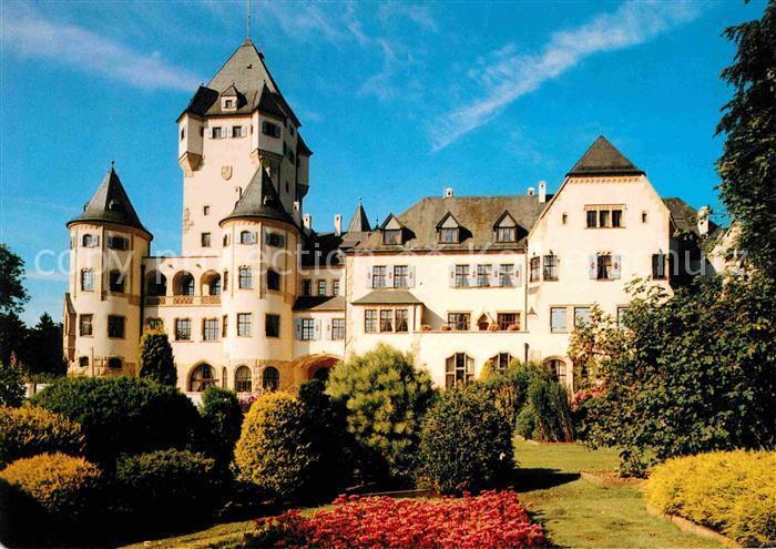 Luxemburg Luxembourg Chateau de Berg Kat. Luxemburg