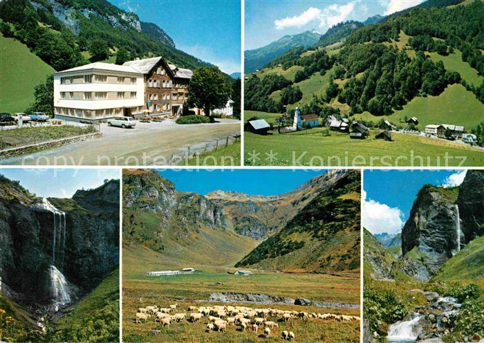Weisstannen Panorama Hotel Gemse Kat. Weisstannen