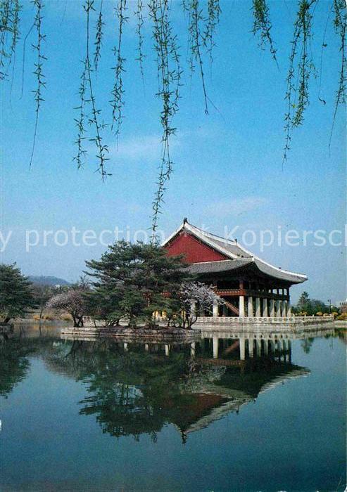 Seoul Gyeongbog palace Kat. Seoul